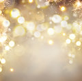Golden Christmas Holiday Abstract Background Stock Photos - 79688633