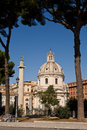 Beautiful View Of The Rome Centre Royalty Free Stock Image - 7971166