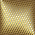Silver And Gold Stripes Royalty Free Stock Photo - 7972765