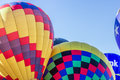 Hot Air Balloons In Albuquerque, New Mexico Fiesta Royalty Free Stock Photography - 79747977