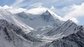 Mount Khangsar Kang Roc Noir, Annapurna Range Royalty Free Stock Photo - 79764225