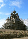 Wooden Church Stock Photo - 7988600