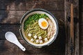 Asian Noodle Soup Royalty Free Stock Photos - 79856728