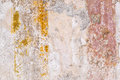Textures From Color Walls Of Ancient Pompeii Ruins   Royalty Free Stock Photo - 79866535