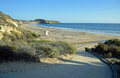 View Of Crystal Cove State Park, Southern California. Stock Photos - 79887203