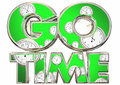 Go Time Start Begin Clocks Words Royalty Free Stock Images - 79892429