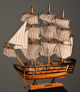 Toy Ship Royalty Free Stock Image - 7995186