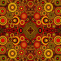 Vector Indian Oriental Bright Pattern Royalty Free Stock Photo - 79911195