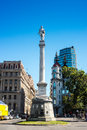 General Lavalle Statue In Buenos Aires, Argentina. Stock Photos - 79918523