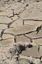 Dried Up Riverbed Stock Images - 79958034