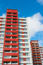 Block Of Flats Royalty Free Stock Photo - 79984965