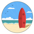 Surfboard Stock Photography - 8006212