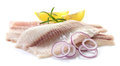 Fresh Raw Fish Fillet Royalty Free Stock Images - 80001019
