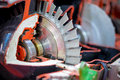 Detail Of Gas-turbine Auxiliary Power Unit Stock Photography - 80061892