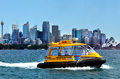 Sydney Harbour Water Taxis Sydney Australia New South Wales NSW Stock Image - 80067561