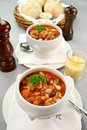 Minestrone Soup Royalty Free Stock Photo - 8014915