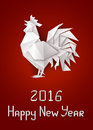 New Years Rooster Stock Photography - 80112782