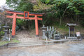 Entrance To Pilgrimage Trails Near Diamond Gate In Koyasan Stock Image - 80119891