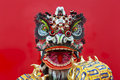 Chinese Lion Dance Stock Photo - 80126450