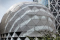The Dome Adjacent To The Cocoon Building. Royalty Free Stock Image - 80155316