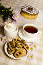 Tea Cake Biscuits Royalty Free Stock Images - 8027049