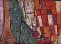 Structure  Oil Painting. Stock Photo - 80226960