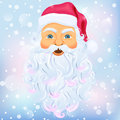 Santa Clause Nad Snow Stock Photos - 80271903