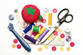 Sewing Supplies Stock Photography - 8035852