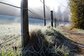 Frosty Morning In The Mountains Royalty Free Stock Photos - 80335198