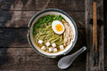 Asian Noodle Soup Royalty Free Stock Photos - 80392068