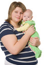 Mother With Baby Stock Photography - 8047502