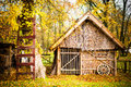 Autum House Stock Images - 80442324