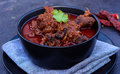 Laal Maas Lamb Red Curry Stock Photo - 80461370