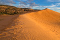 Coral Pink Sand Dunes State Park Stock Photo - 80490020