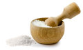 Sea Salt In A Cup Royalty Free Stock Photography - 80498347