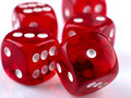 Dice Royalty Free Stock Images - 8059109