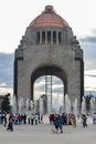 Monument To The Mexican Revolution Stock Images - 80519664