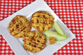 Apple Pie Cookies On Square Plate Stock Photography - 80520912
