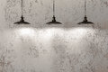 Industrial Pendant Lamps Stock Photography - 80526102