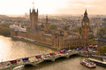 Big Ben And Houses Of Parliament, London, UK Royalty Free Stock Photography - 80549287