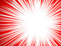 Manga Comic Book Flash Explosion Radial Lines Background. Royalty Free Stock Images - 80572769