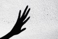 Shadow Scary Hands Royalty Free Stock Images - 80584089