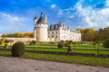 Chenonceau, Royal Medieval French Castle Stock Photography - 80592742