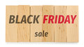 Black Friday Concept Sign, Text On Wooden Bricks, Sale Promotion Royalty Free Stock Photo - 80609195