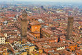Aerial View Of Bologna Royalty Free Stock Image - 80673326