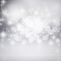 Holiday Background Of Christmas Lights Stock Images - 80674634