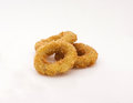 Fried Onion Rings In Dough Royalty Free Stock Photos - 80679378
