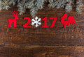 Numbers Of The New Year Royalty Free Stock Image - 80686776
