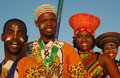 South African Traditional People Royalty Free Stock Photo - 80718445