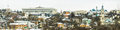 Panorama Of The Russian City Of Kaluga In High Resolution. Royalty Free Stock Photo - 80722525